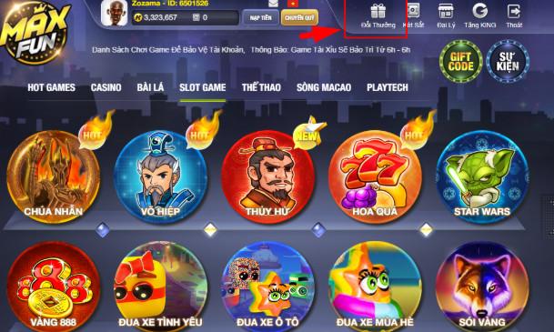 Hình ảnh mafun club ios in Tải max.fun ios - Cập nhật game max fun cho iPhone